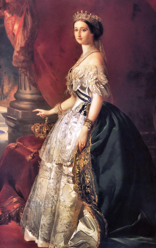 Kaiserin Eugenie Frankreich