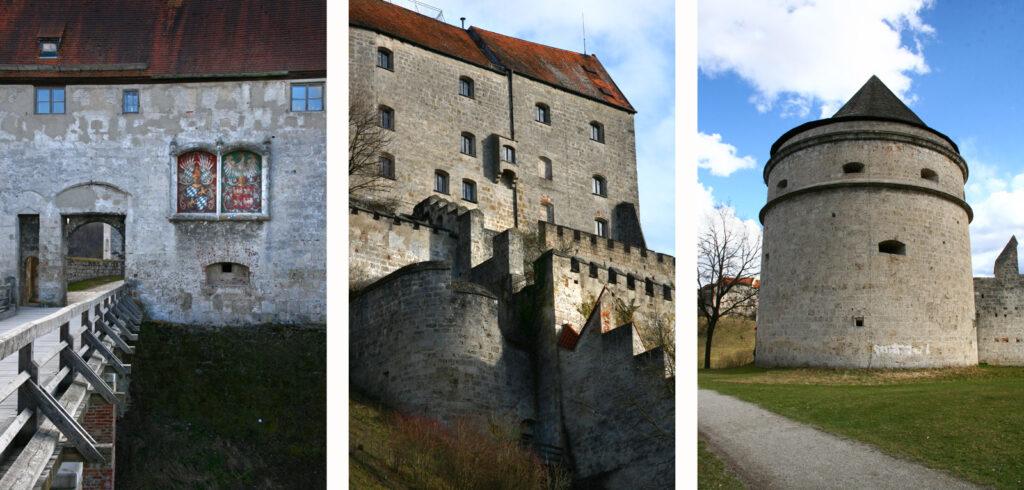 Burghausen Burganlage