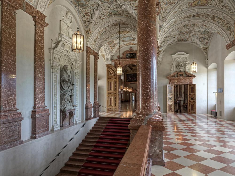 Kaisertreppe Residenz München