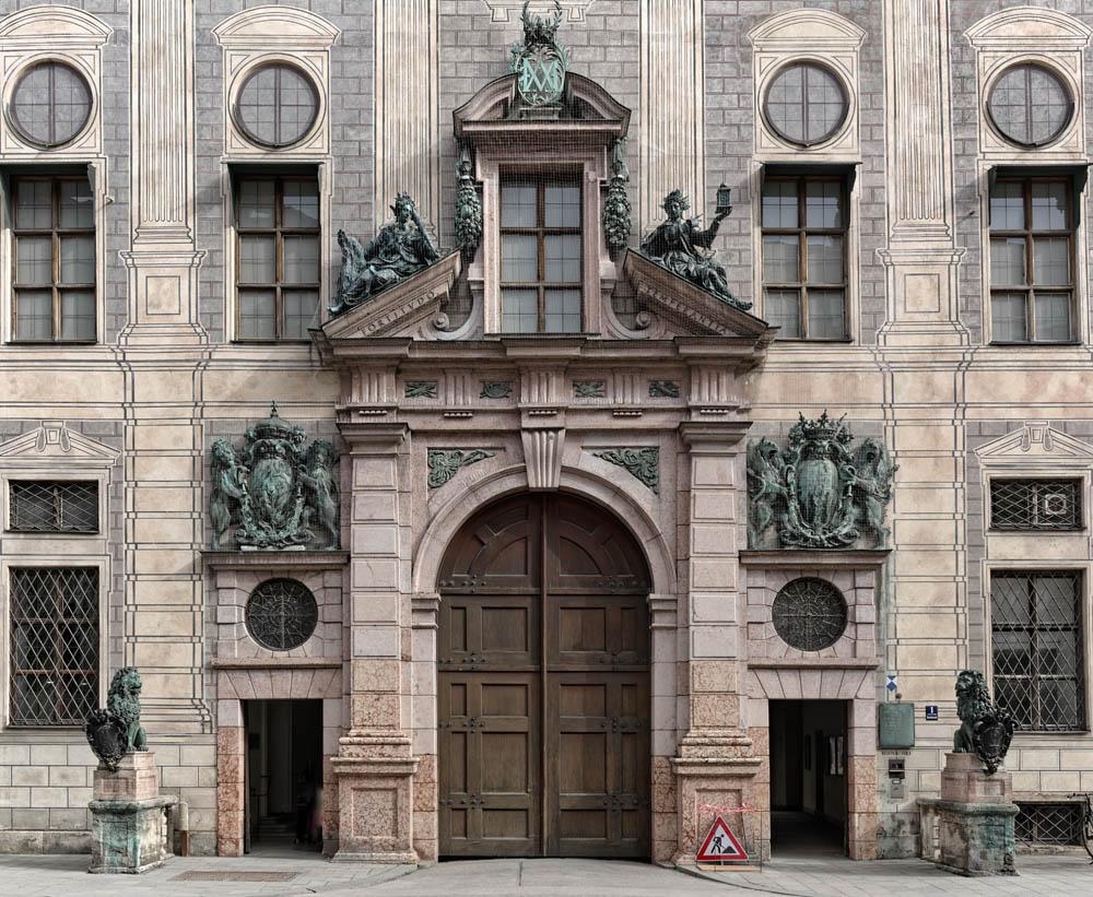 Krumpper, Abb.13, München Residenz SHoppe2021_JL